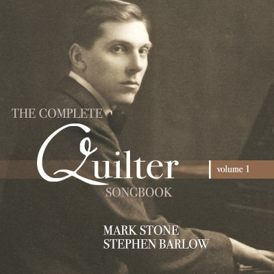 The complete Quilter songbook – volume 1