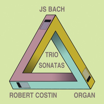 JS Bach: Trio sonatas for organ