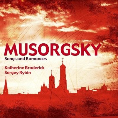 Musorgsky Songs and Romances