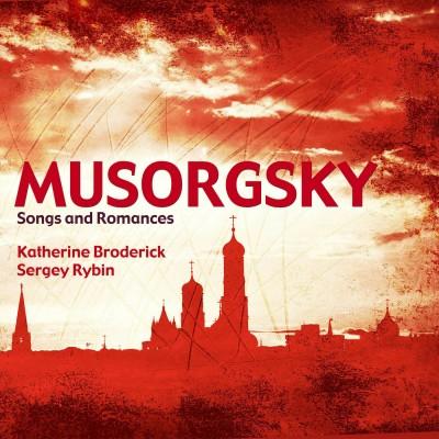 Musorgsky Songs and Romances