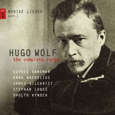 Hugo Wolf – the complete songs – vol.1: Mörike Lieder part 1
