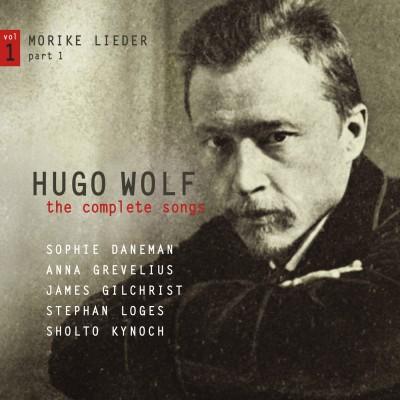 Hugo Wolf – the complete songs – vol.1: Mörike Lieder part 1