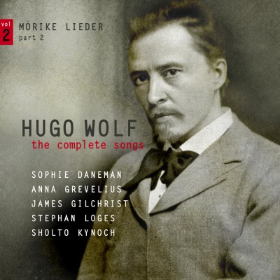 Hugo Wolf – the complete songs – vol.2: Mörike Lieder part 2