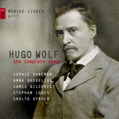 Hugo Wolf – the complete songs – vol.2: Mörike Lieder part 2