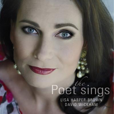The poet sings