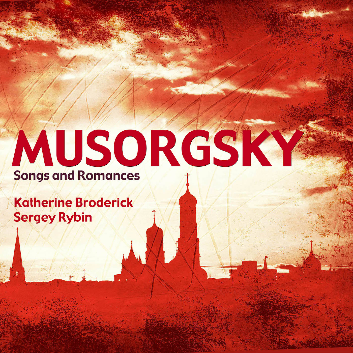 Musorgsky Songs and Romances :: Stone Records, Independent